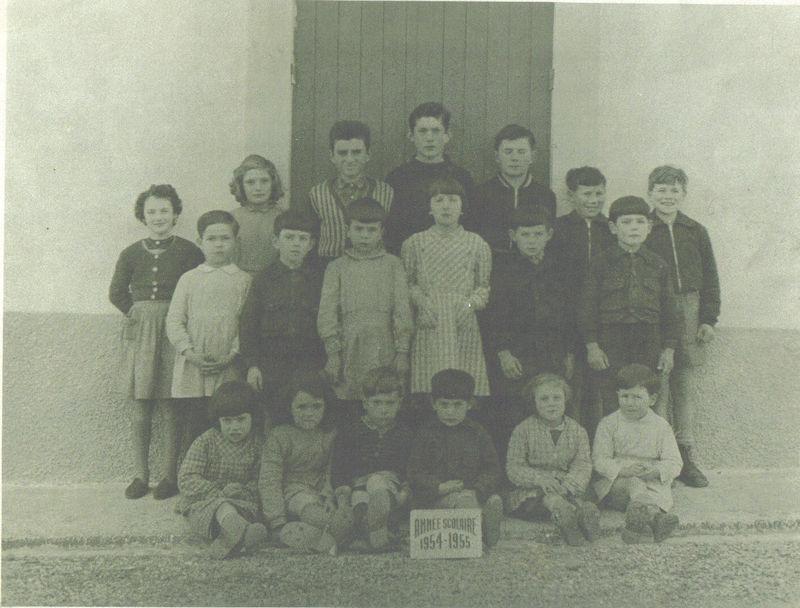 Saint-Avit de Soulège, 1954-1955