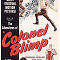 William powell/emeric pressburger - colonel blimp