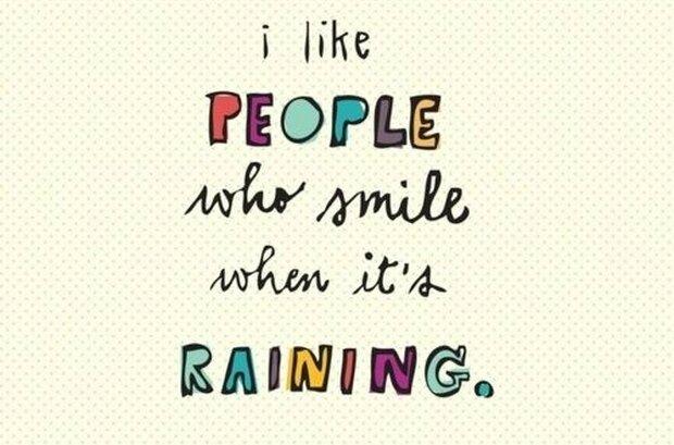 pluie running