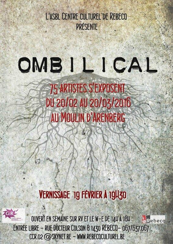 ombilical affiche finale logo