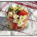 Salade grecque