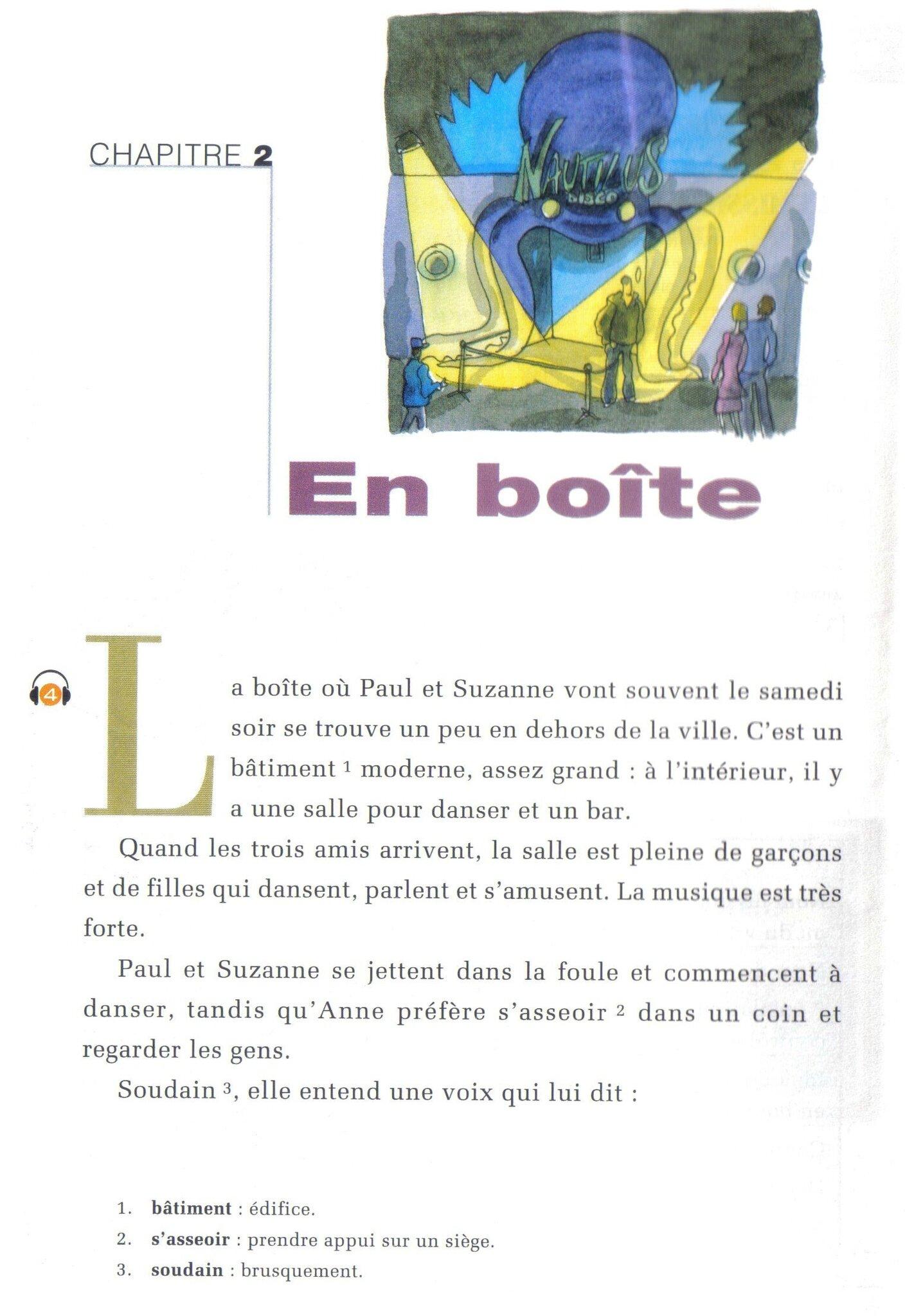 les 233 tudiants lisent quot le secret de louise quot chapitre 2