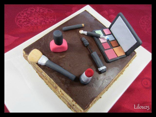 tuto maquillage pate a sucre