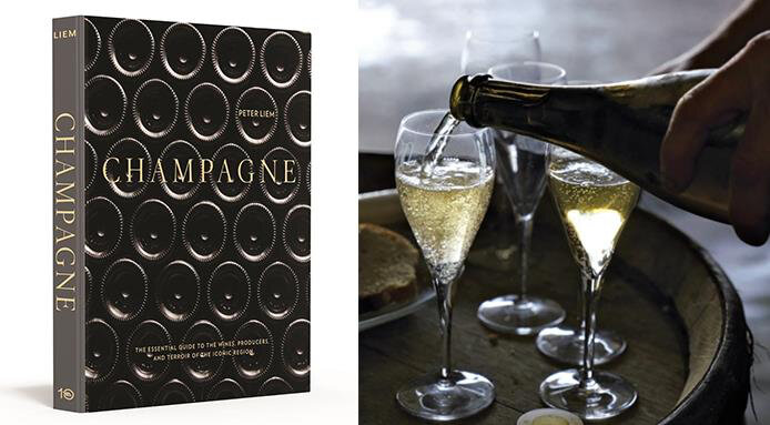 the best caviar champagne