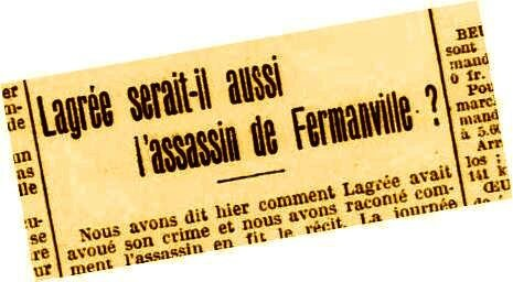 assassin de Fermanville