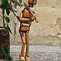 Festival des marionnettes: le petit théatre vert