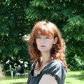 Elle est pas magnifique ma petite soeur Roxane ?