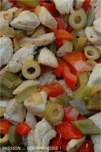 Salade_penne__poulet__poivron__olive_1