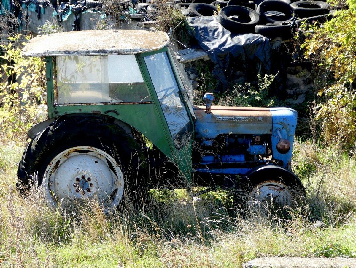 tracteur Fordson Dexta Special