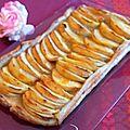 Tarte aux pommes normandes