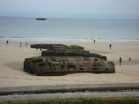 1944 les volontaires de l 39 arm e d 39 afrique taient en normandie algerazur - Port artificiel d arromanches construction ...