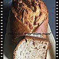 Coconut/banana bread