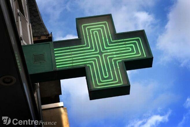 Répartition des pharmacies sur le gr10