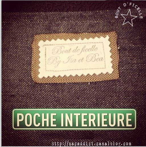 atelier bout d'ficelle - poche interieure by isa