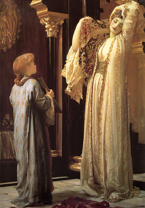 Frederic_Leighton_Light_of_the_Harem