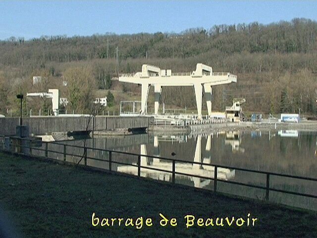 barrage de Beauvoir