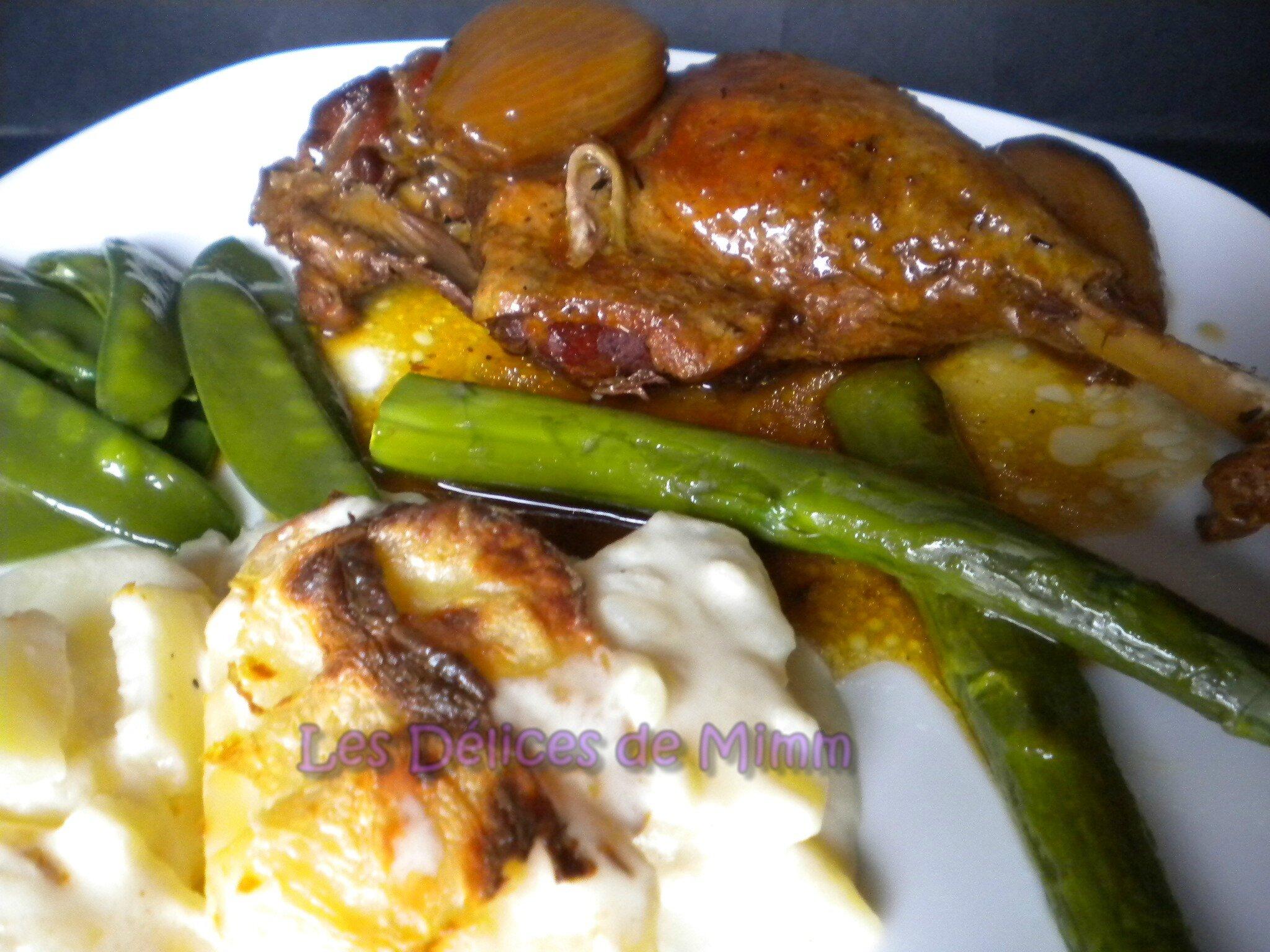 Comment cuisiner cuisse de canard - Comment cuisiner des cuisses de grenouilles surgelees ...