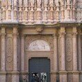 cour intérieur - Cathédrale - Montserrat