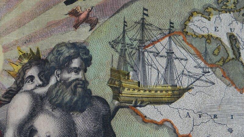 Atlas Homanni Détail Santa-Maria