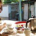 notre guesthouse azeri le jour...