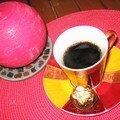 Café chez Lau, avec Ferrero !