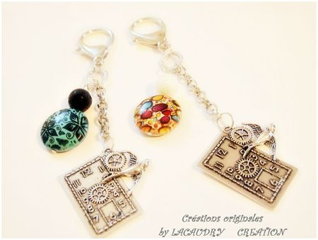 bijoux de sac steampunk