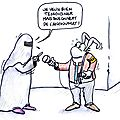 islam burka humour féminisme