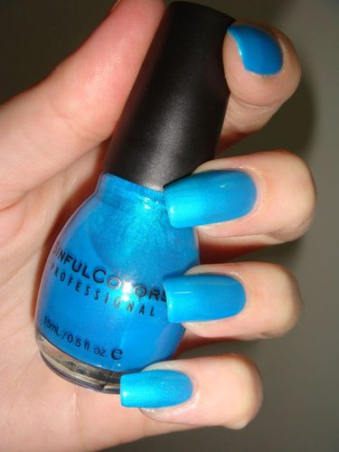 SinfulColor - Love nails