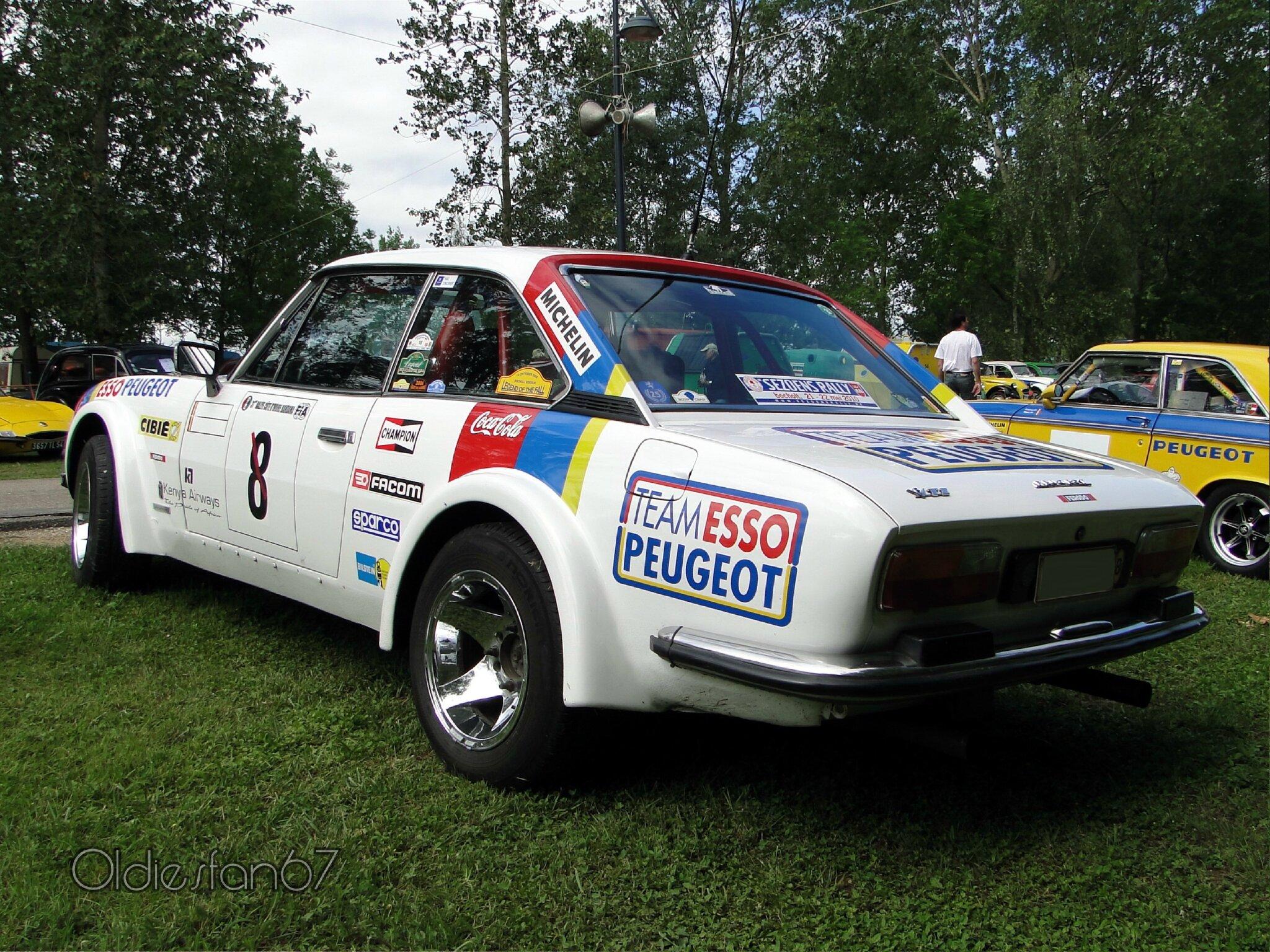 Peugeot 504 Coup 233 V6 1979 Oldiesfan67 Quot Mon Blog Auto Quot