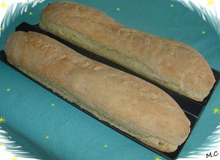 1eres Baguettes
