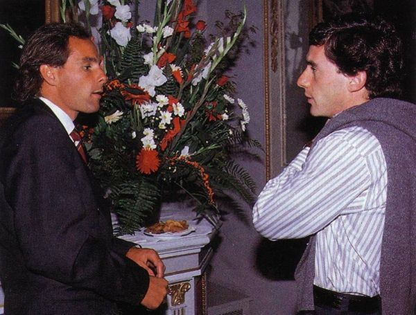 1991-Monaco-Berger_Senna reception