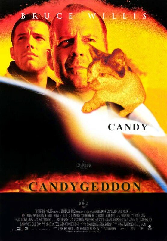 Candygedon