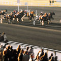 Tilt & shift miniature fake : hippodrome de vincennes