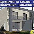 RAVALEMENT RENOVATION IMPERMEABILISATION NETTOYAGE DE FACADES