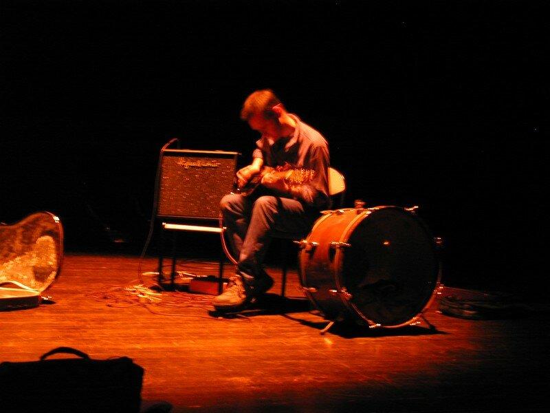 howlin'ghost proletarians. theatre du saulcy. metz. photo cristophe sorro