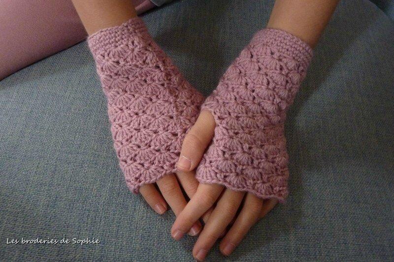 Mitaines crochet (5)