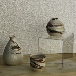 Michel Caut - Céramiques 1A - Porcelaines