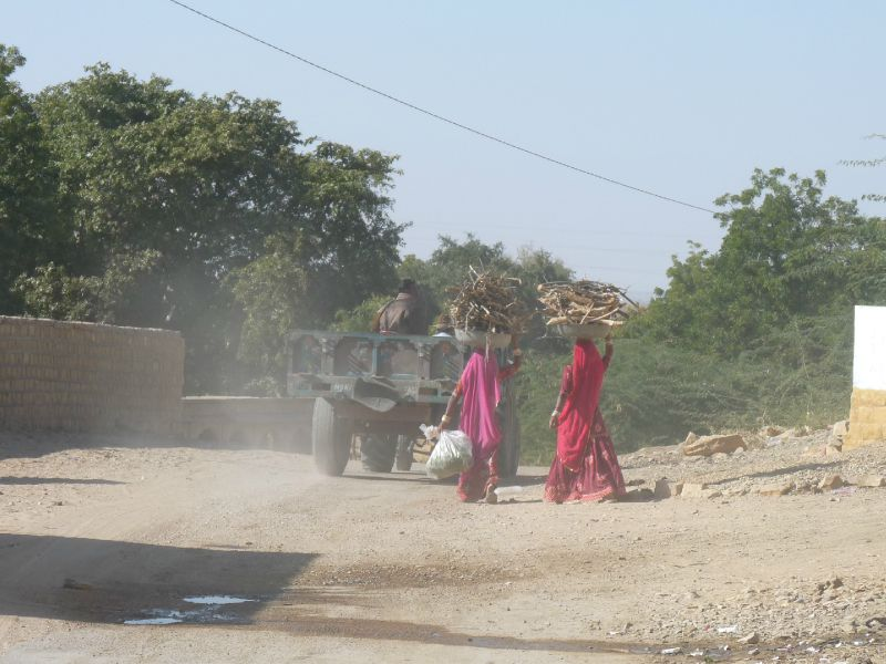 femmes du desert