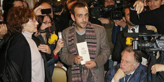 Jérôme Ferrari Goncourt 2012