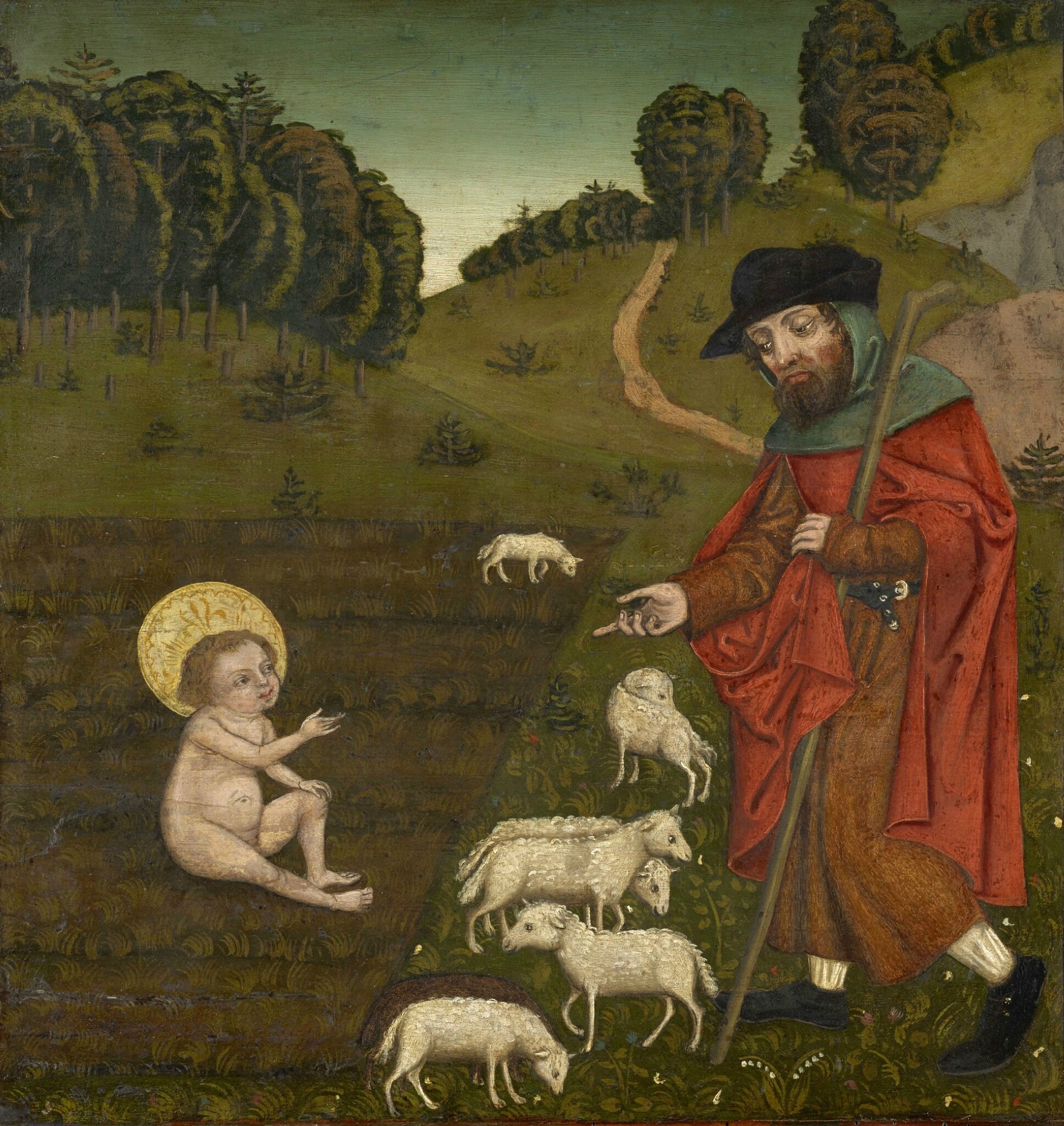 Exhibition at Kunstmuseum Basel presents the image of Christ in the fifteenth and sixteenth centuries