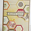 happy day! card