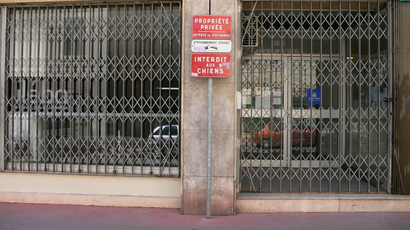 interdit - montpellier - 2008