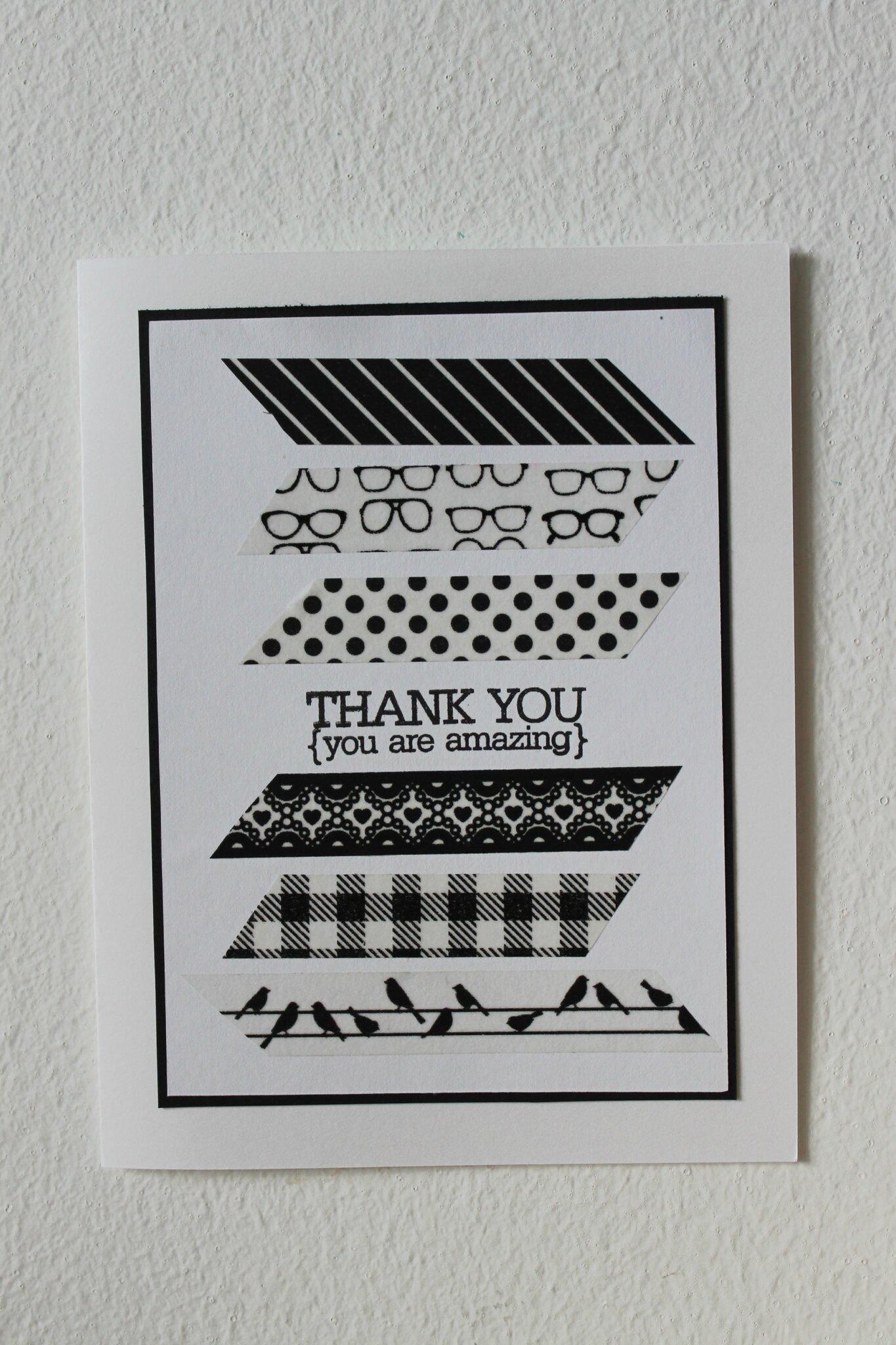 carte remerciements 2014