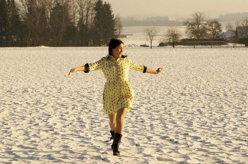 cami dans la neige 09