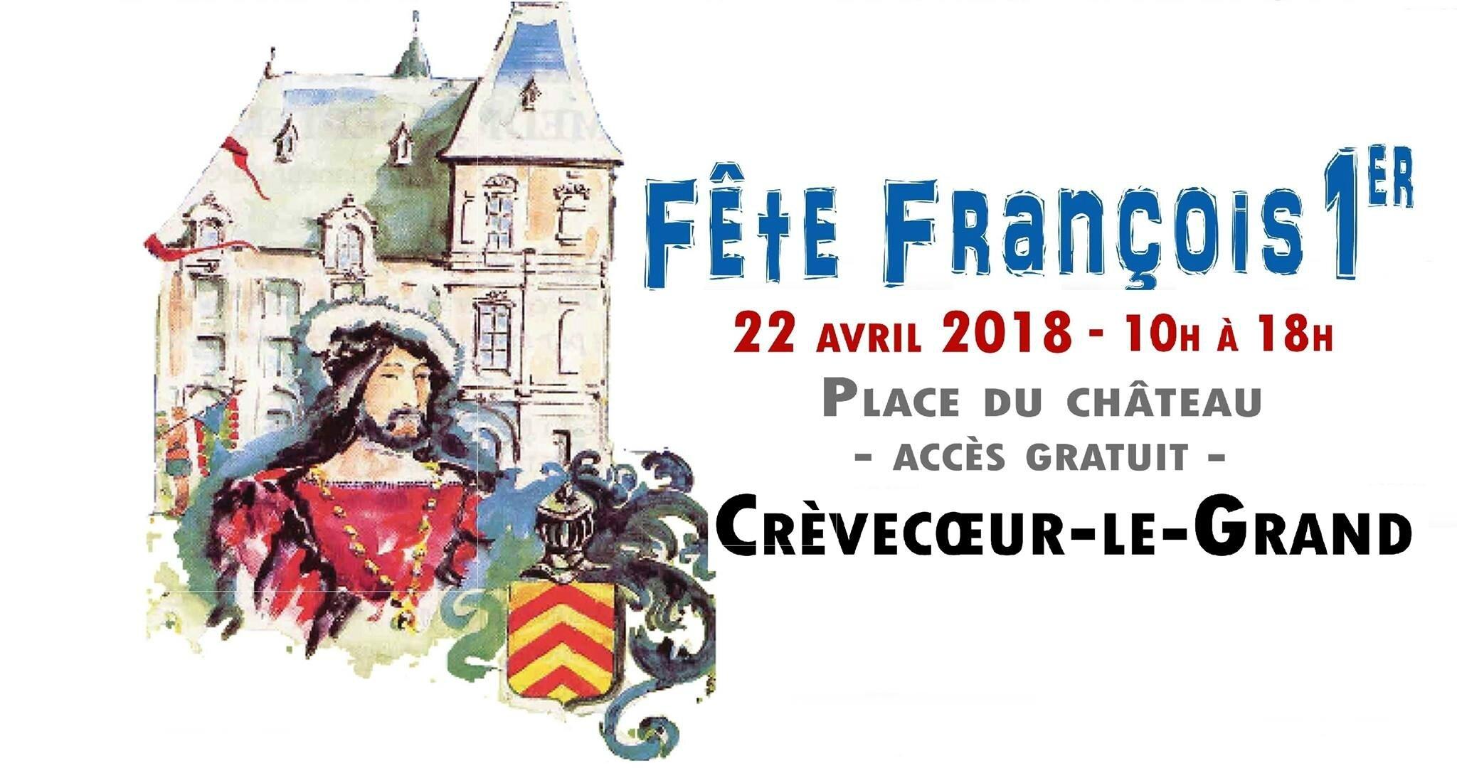 CREVECOEUR LE GRAND LE 22 AVRIL 2018