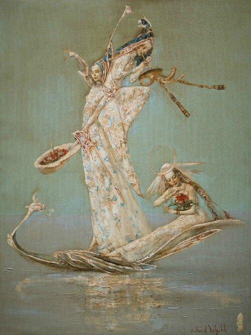 Painting-by-Alexander-Dolgikh-Crimea-Russia-22