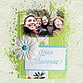 Scrap ton anne: Semaine 8