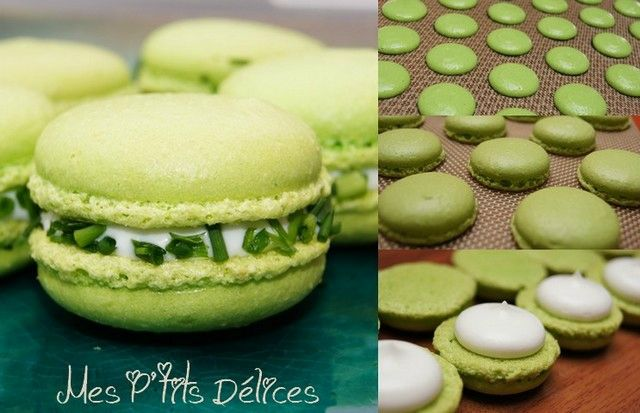 Macarons fracheur d't5