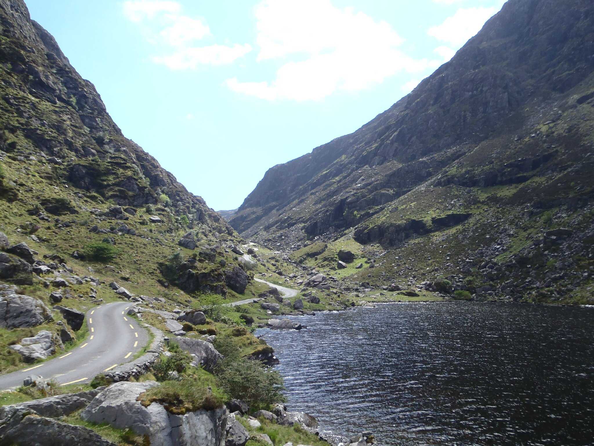 Ring of Kerry blues et black-valley
