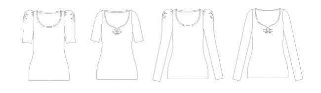 Agnes-sewing-pattern-illustrations